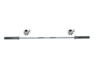 HJ-A004 international standard men's competition barbell lever PEAK bar