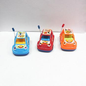 Children's educational toys wholesale inertia sliding series antenna car 3