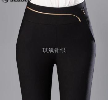 2017 Jin cotton Rome, 400 grams of fashionable little sweat pants