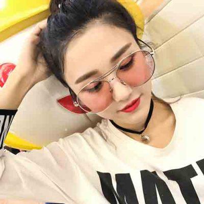 2017 new fashion sunglasses sunglasses