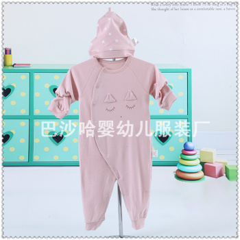 1 years old baby baby clothes and baby clothes plain climb clothes 3