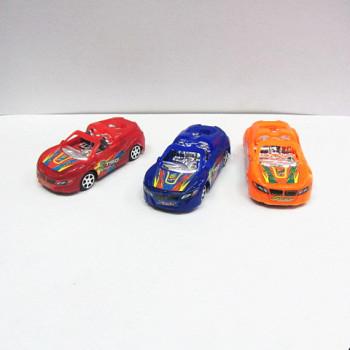 Children's educational toys wholesale inertia sliding series of 3 convertible car