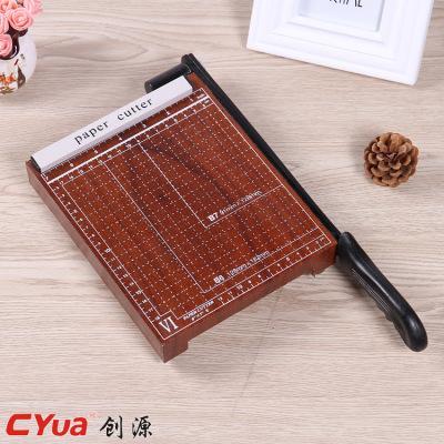 Wholesale steel cutting machine manual cutting machine A6 cut paper knife.