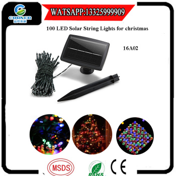 LED lamp string lights flash lamp frosted ball Festival Christmas lamp decoration lamp string lamp window stars
