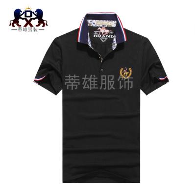Men's summer new t-shirt t-shirt