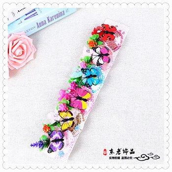 Hair accessories hairpin ring Tousheng card all-match simple girls jewelry
