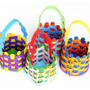 EVA handmade basket basket flower nursery handmade DIY materials