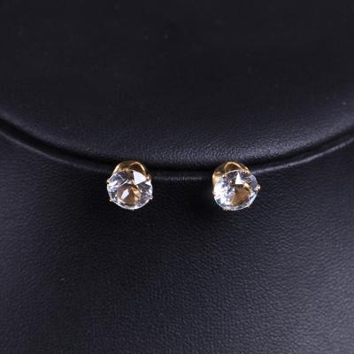 Zircon Stud Earrings