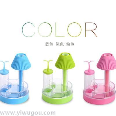 Desk lamp humidifier ultrasonic home humidifier Mini USB night lamp aromatherapy humidifier