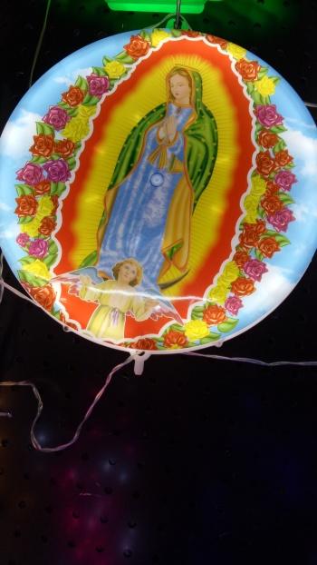 LED festival decoration painting