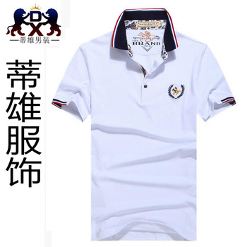Men's summer new t-shirt t-shirt