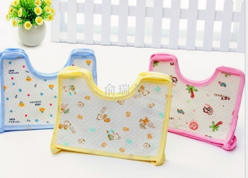 Baby products mask type space cotton bib bib bib bib.