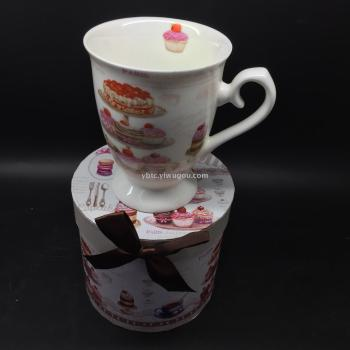 [permanent] ceramic ceramic mug treasure customized creative advertising gifts gifts daily crafts
