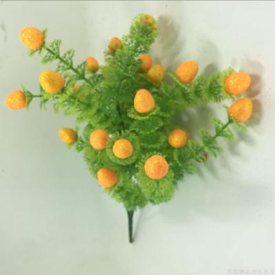 The Christmas festival decoration supplies fruit color fruit flower flowers artificial flower simulation factory direct