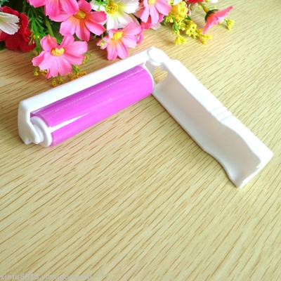 Mini Foldable Portable Washable Dust Roller Blanket Clothes Dust Stickers