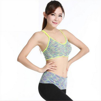 The summer edition of the south Korean edition of the sport underwear, bra, and bra yoga clothes