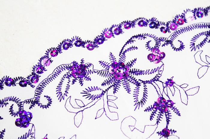 折扇 中国风花朵烫金扇子礼品古风跳舞蹈小扇