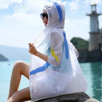 Han Mei bundle summer sun clothes windshield breathable skin clothing