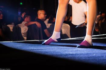 Antibacterial deodorant fast-dry healthy socks women lady spring summer sports business low-cut