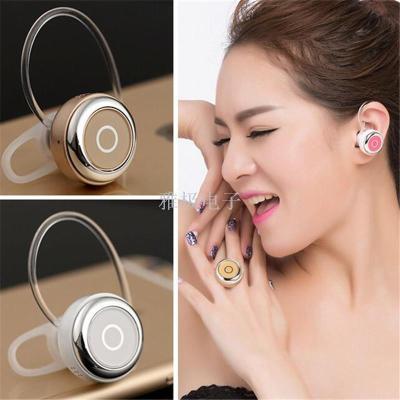 The new Q3 wireless bluetooth headset mini dual ears.