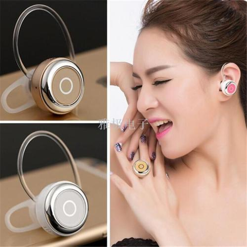The new Q3 wireless bluetooth headset mini dual ears.