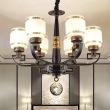 Living room Yoga pendant lamp bedroom Club Café wedding lighting