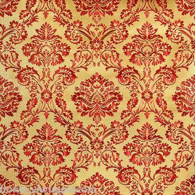 Supply The New Elegant Gold Foil Wallpaper Dining Room
