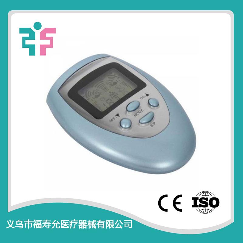 一拖四电子脉冲经络仪理疗仪 全身按摩保健仪