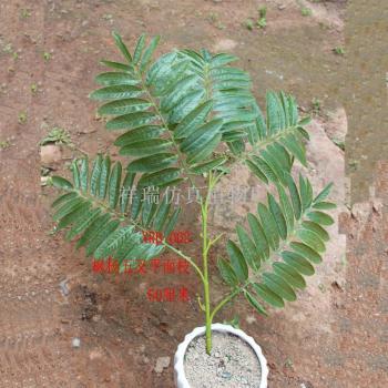 Simulation maple leaves false leaves poplar green plants leaves photography background leaves works decoration wholesale