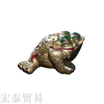 Color change the golden toad tree refers to tea pet tea tea tray ornaments tea tea accessories ceramic accessories