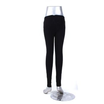 2017 spring and autumn new wear black underwear high waist was thin section