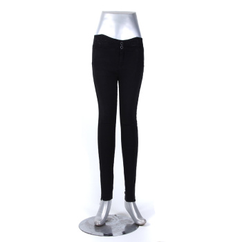 Black fashion beam leggings leg legs pants factory direct sales