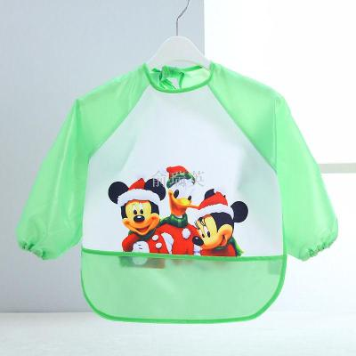 Upgraded version of the new animal clothing waterproof easy to wash cartoon animals anti-clothing clothing jeans