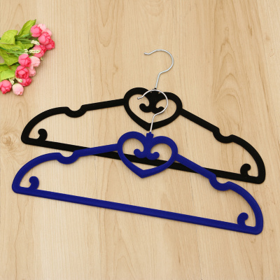 Adult high-end love flocking hanger ABS durable and durable hanger magic hanger