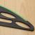 Korean version of the plastic non - slip hatchless hanger adult magic racks wet and dry racks