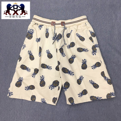 Ti male men's summer men's sports casual shorts thin section beach pants