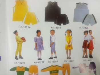 Children's clothing Spring and Autumn models sportswear long section suit men and women models custom