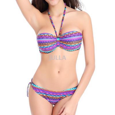 Fashion sexy sling bikini swimsuit split ladies swimsuit