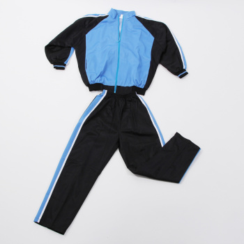 2017 new spring and autumn youth sportswear suit color and diverse