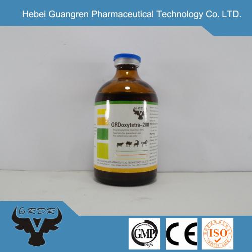 GMP oxytetracycline 10% injection