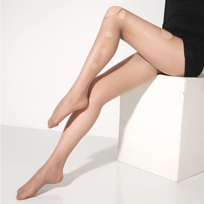 Add fat to increase any cut silk stockings velvet arbitrary cut pantyhose