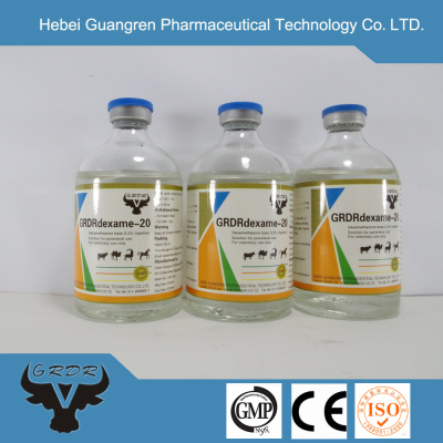 High quality hexadecadrol dexamethasone injection for animals