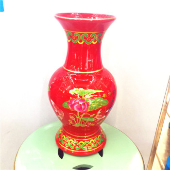 Factory direct sales of the Chinese style of the Buddha Lotus flower into a variety of vases