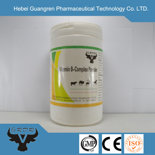 GMP Vitamin B powder