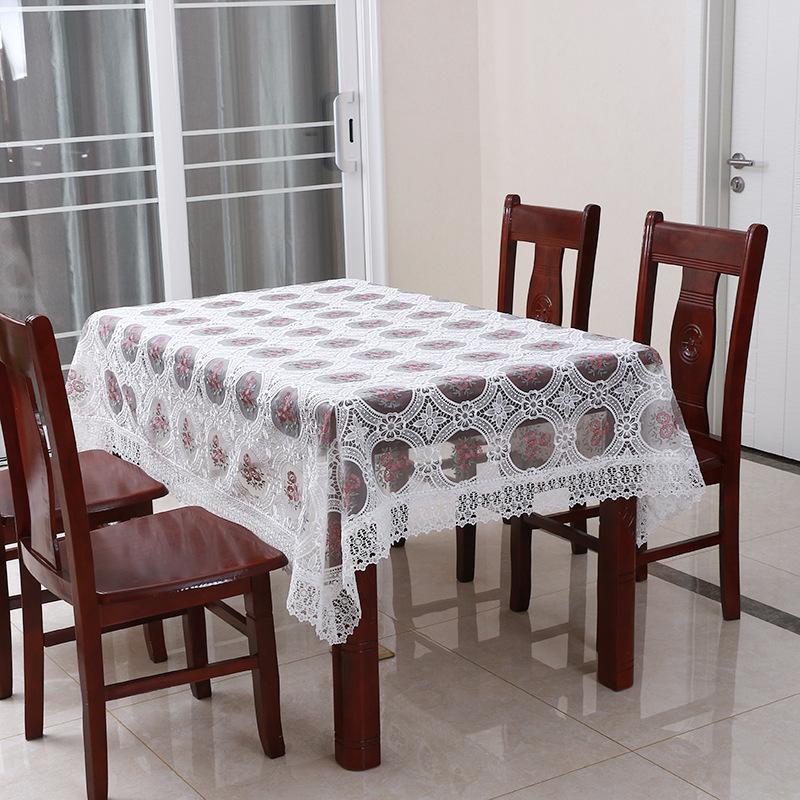 小额混批高档欧式田园桌布 家用餐桌布 酒店台布