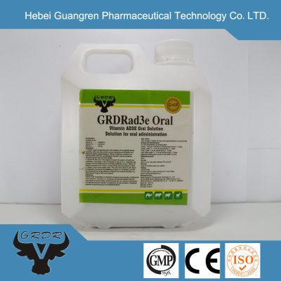 multivitamin liquid Vitamin Ad3E Oral Solution For Animals Veterinary Medicine