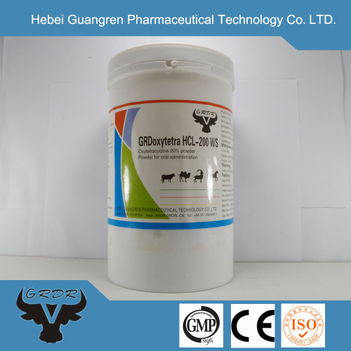 GMP oxytetracycline powder