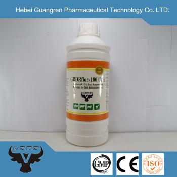 GMP florfenicol oral solution