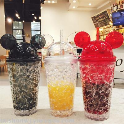 Ice Cups Mickey Ice Cup Summer Ice Cup 450ml