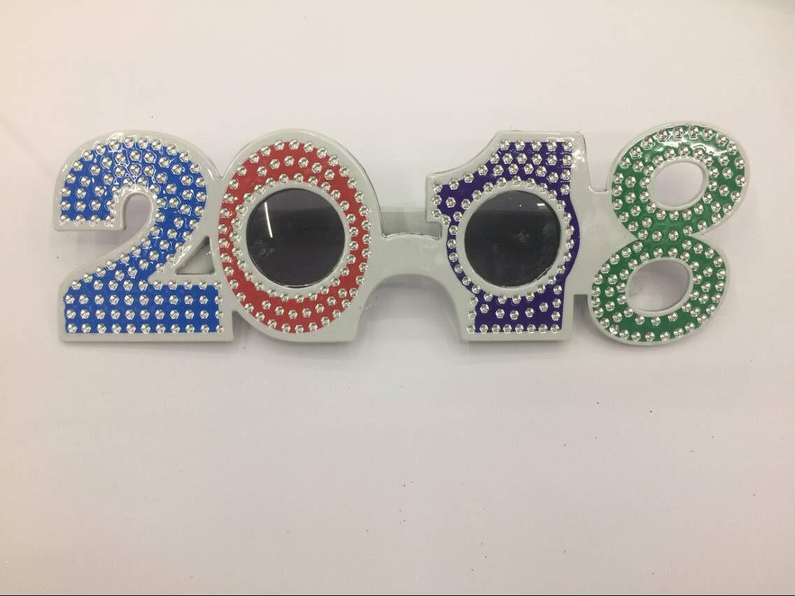 厂家直销 供应新款 数字眼镜 2018